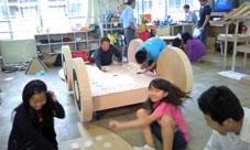 建築と子供たち in KYOTO 2009