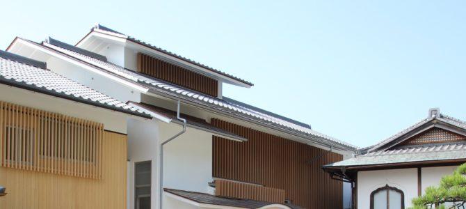 浄土宗 浄念寺(愛媛県 宇和島市) 書院・庫裏 完成です。