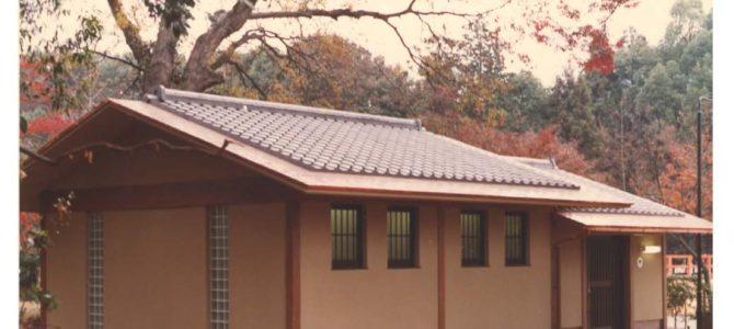 上賀茂神社 屋外便所