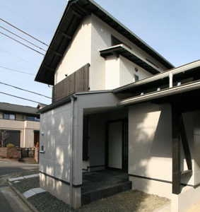 滋賀県和邇「琵琶湖を望む家」が完成しました