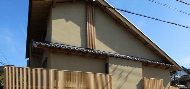 光庭のある家(京都市伏見区)