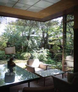 北村美術館「四君子苑」の見学