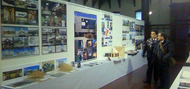 建築家展覧会