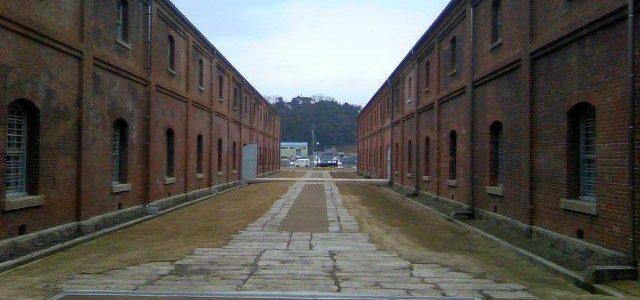 建物の耐用年数 ― 舞鶴 赤レンガ倉庫群