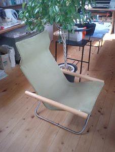 建築と椅子 その3