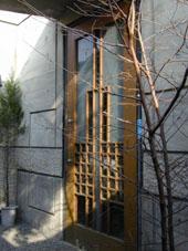 住まいの建具は木で作る